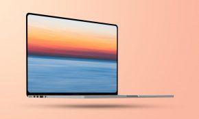 Render Apple MacBook Pro (2021)