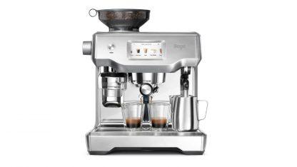 Automatický kávovar Sage SES990BSS