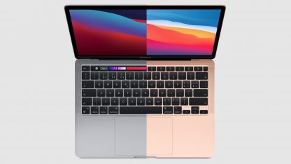 Srovnání Macbooku Air a MacBooku Pro