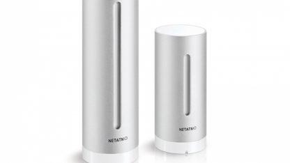 Netatmo Urban Weather Station podporuje Apple HomeKit