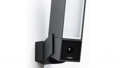 Netatmos Smart Outdoor Camera vypadá elegantně