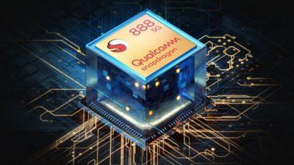 Mobilní procesor Snapdragon 888