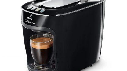 Kávovar Tchibo Cafissimo Mini Midnight Black
