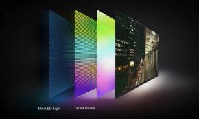 Technologie TCL Mini LED televizor