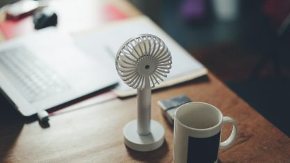 Mini ventilátor