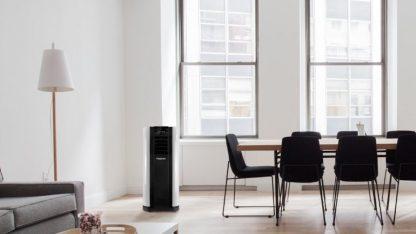 Mobilní klimatizace v bytě