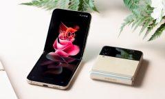 Ohebný telefon Samsung Galaxy Z Flip3