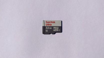 Micro SD karta od SanDisk Unsplash