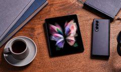 Ohebný telefon Samsung Galaxy Z Fold3