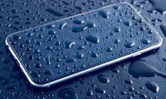 Voděodolný smartphone