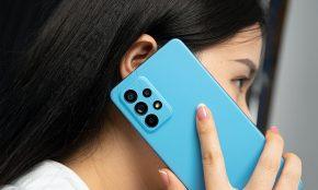Samsung Galaxy A52 Unsplash