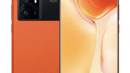 vivo X70 pro+ oranžový