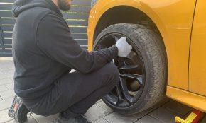 sunádávní kola při přezouvání pneumatik