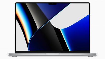 MacBook pro 2021 obrazovka